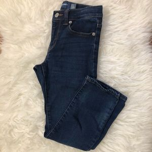 Boys button jeans